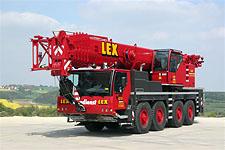 130 Tonnen Kran mieten in Berlin