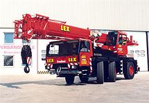 55 Tonnen Kran mieten in Berlin