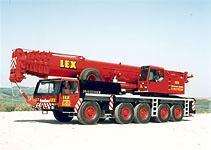220 Tonnen Kran mieten in Berlin
