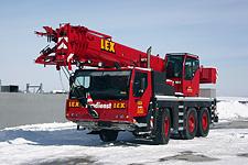 40 Tonnen Kran mieten in Berlin