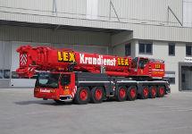400 Tonnen Kran