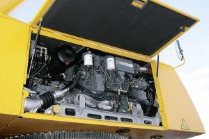 160-Kran-Motor
