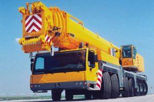 Kran 400 Tonnen
