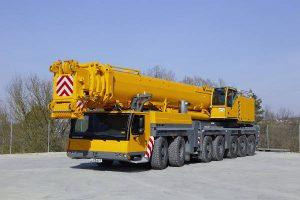 Krane Berlin 400 Tonnen