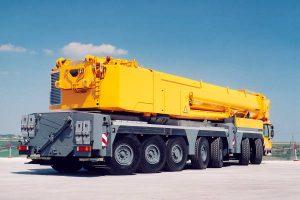 Mobilkran 400 Tonnen